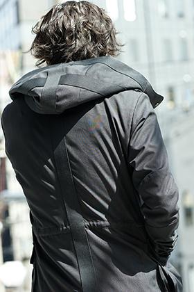 DEVOA Hooded Jacket Urban Style