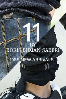 11 by Boris Bidjan Saberi 19SS New Arrival