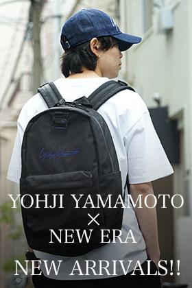 Yohji Yamamoto 19SS Collaboration New Arrivals