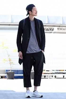 .LOGY kyoto 19SS [ CIVILIZED × RIPVANWINKLE ] Brand Mix Style!