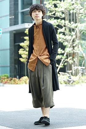 DEVOA Cropped Wide Pants 2 Style