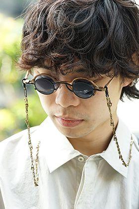 ZIGGY CHEN x RIGARDS Round sunglasses STYLE