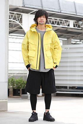 19SS Sporty Mix styling @.LOGY Kyoto