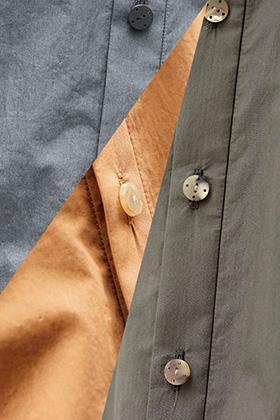 DEVOA 19SS Spring Shirts Style