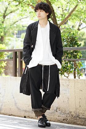 ZIGGY CHEN 19SS Spring Coat Style