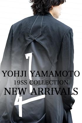 Yohji Yamamoto 19SS COLLECTION NEW ARRIVALS!!
