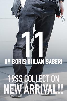11 BY BORIS BIDJAN SABERI 19SS COLLECTION NEW ARRIVAL!!