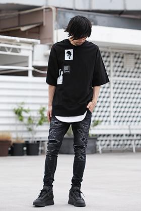 .LOGY Kyoto 19SS [ JULIUS × RIPVANWINKLE ] BLACK Styling !!