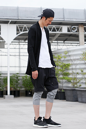 .LOGY kyoto 19SS【 RIPVANWINKLE × CIVILIZED 】LAYERED PANTS STYLING!