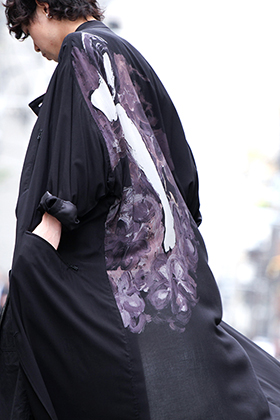 Yohji Yamamoto 19SS HAKAMA Pants 2Way Coordinate