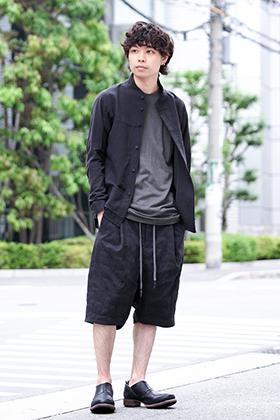 DEVOA x D.HYGEN 19SS comfortable clothes