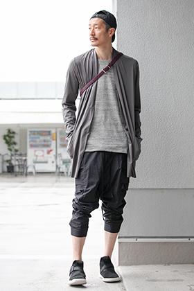 .LOGY kyoto 19SS [ LONG STOLE CARDIGAN ] BRAND MIX STYLE!