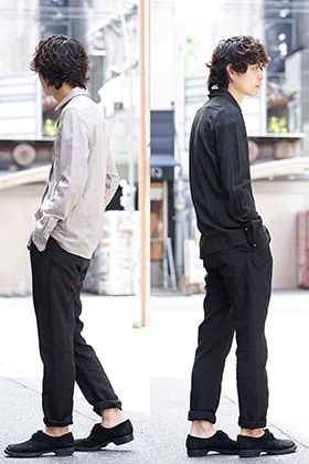 Individual sentiments 19SS Recommended Shirts Style