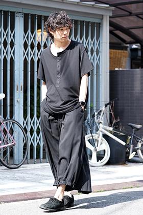 Yohji Yamamoto 19SS x 19-20AW Summer Style
