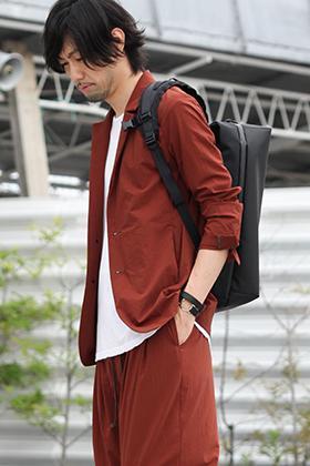 KAZUYUKI KUMAGAI × beruf baggage [ Urban Setup Style!! ]