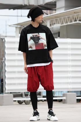 JULIUS × NILøS × Y-3 [ Street Mix Style!! ]