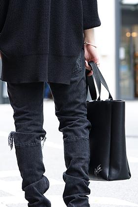 NIL DUE / NIL UN TOKYO Hoodie & 2way Bag styling!!