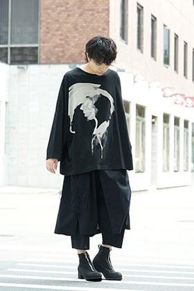 Yohji Yamamoto x B YY 19-20AW Art Mix Style