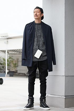 .LOGY kyoto [ RIPVANWINKLE × ATTACHMENT ] JODHPUR PANTS STYLE!!!