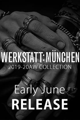 NEW Werkstatt Munchen items releasing soon!
