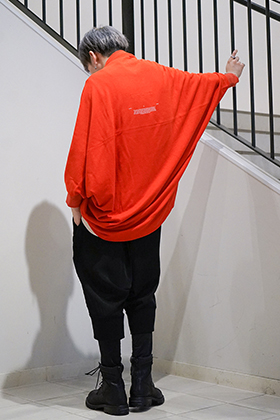 JULIUS COCOON JACKET BRIGHT STYLING !!