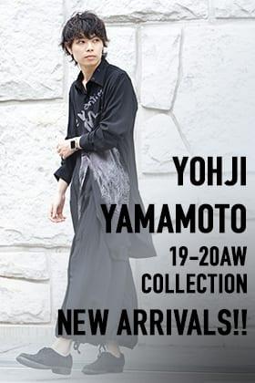 Yohji Yamamoto 19-20AW 2nd Delivery!!