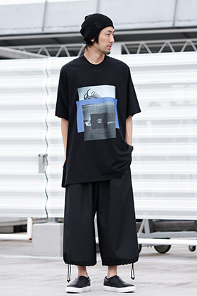 NILøS × Ground Y [ 19SS BLACK Styling!! ]