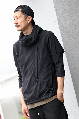 .LOGY kyoto CIVILIZED【 SURVIVAL ANORAK PARKA 】STYLING!!