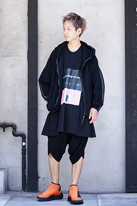 NILøS 19-20AW Fleece Sporty Setup Styling!!