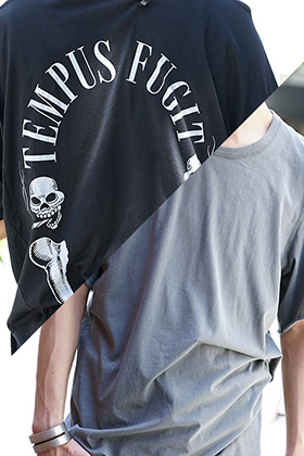 11 by Boris Bidjan Saberi Short sleeve cut & sew series