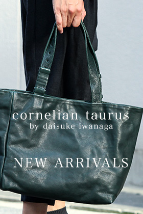 cornelian taurus 19-20AW New Bags as Arrivals!