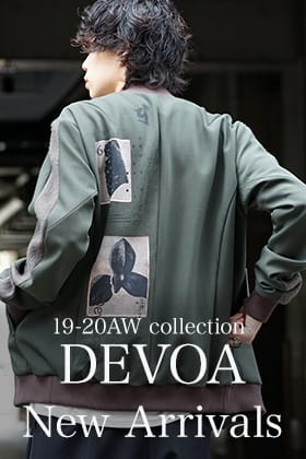 DEVOA 19-20AW 4th Delivery New Arrivals