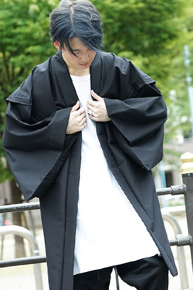 DIET BUTCHER SLIM SKIN 19AW HAORI styling!!