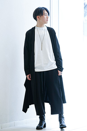 The Viridi-anne × Ground Y 19AW Mix styling !!