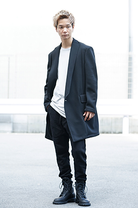 JULIUS & 11byBBS 19AW Matte color Jacket Styling !!