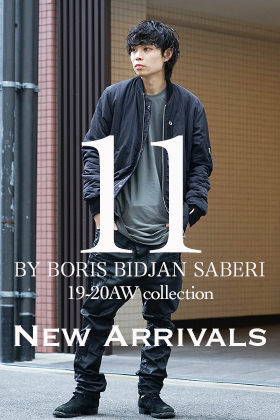 11byBBS 2019-20AW 2nd Delivery