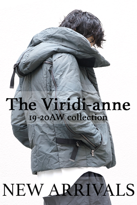 The Viridi-anne 19-20AW 4th Delivery New Arrivals