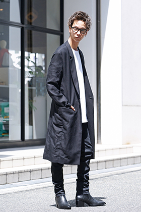GalaabenD × JOHN LAWRENCE SULLIVAN Mix Simple Styling!!