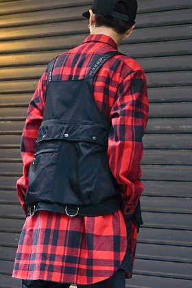 DIET BUTCHER SLIM SKIN 19AW Ruby Red Working styling!!
