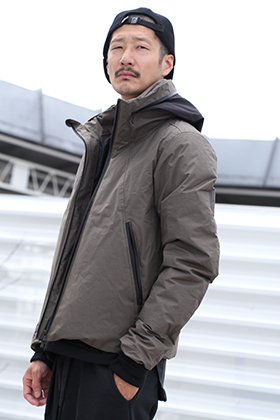 .LOGY kyoto The Viridi-anne [ Down Jacket ] Style!