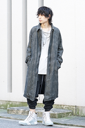 DEVOA × BORIS BIDJAN SABERI 19-20AW Mix Styling