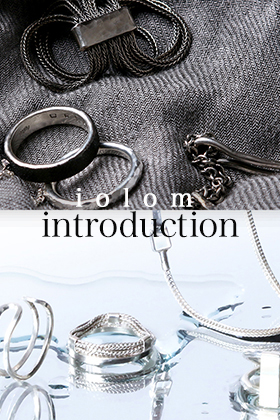 iolom 1st Pick up series : Jewelry