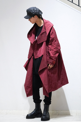 JULIUS & NILøS 19-20aw MIX DIVIDED Styling!!
