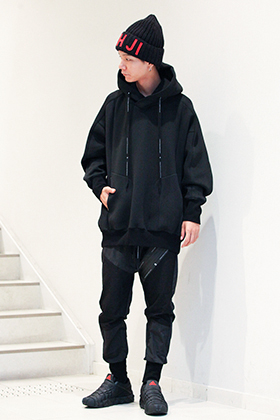 NILøS & Y-3 19 Autumn Winter Sporty Styling!!