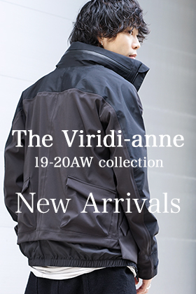 The Viridi-anne 19-20AW New Items Styling