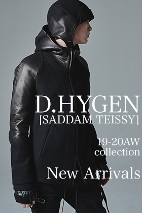 D.HYGEN Winter Items has Arrived!!