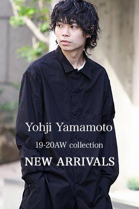 Yohji Yamamoto 19-20AW New Arrival!