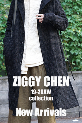 ZIGGY CHEN Super lightweight Hooded Coat New Arrival!