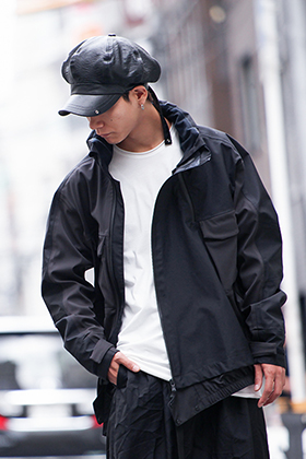 The Viridi-anne 19 Autumn Winter 3 Layer Blouson Styling!!