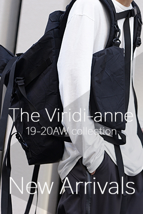 TVA × macromauro 19-20AW Collaboration Bag has Arrived